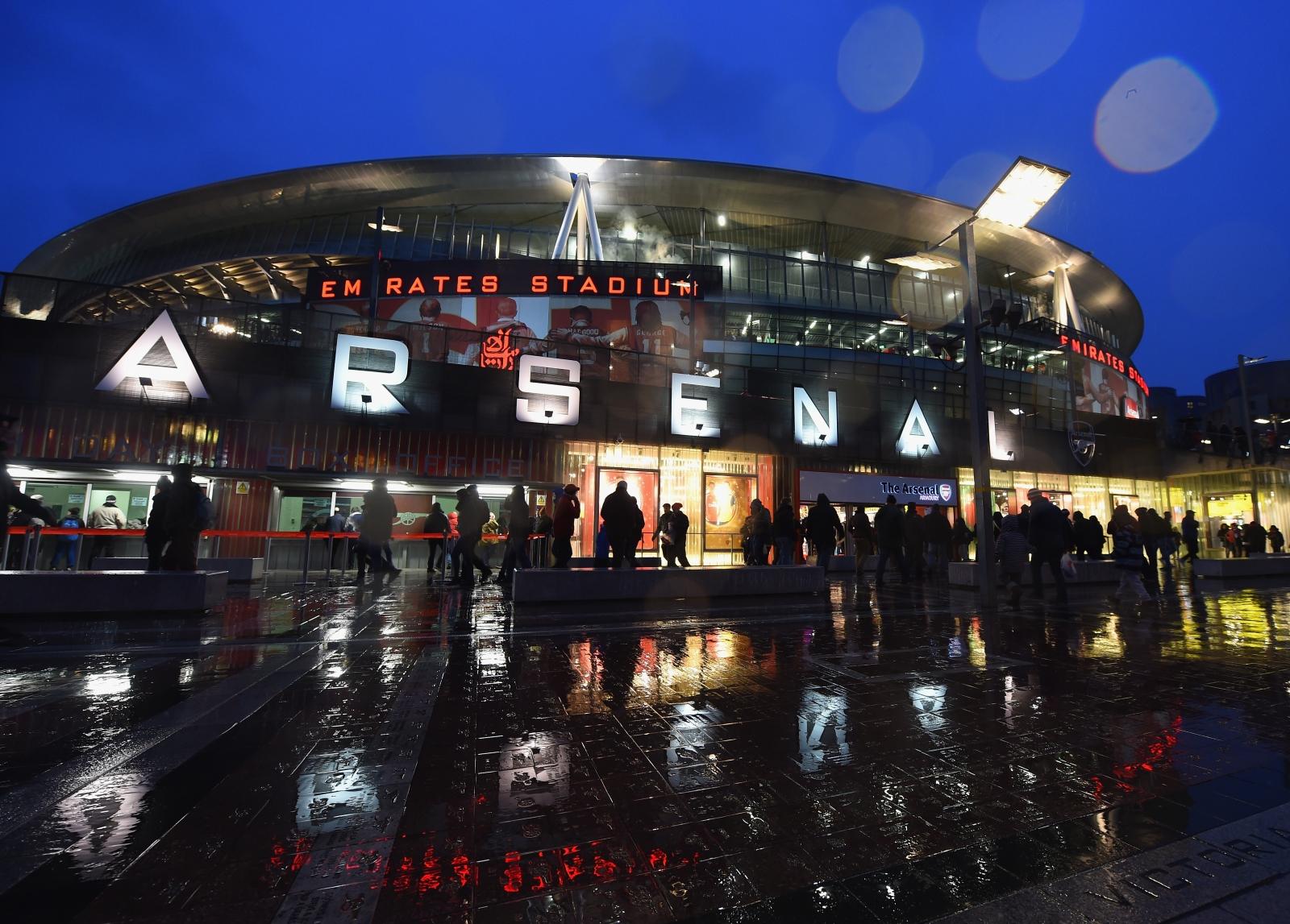 Arsenal v Queens Park Rangers