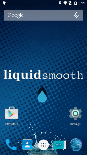 How to Install Android 5.0 Lollipop on HTC One M7 via LiquidSmooth ROM