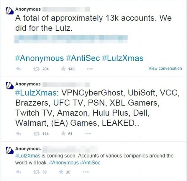 Xbox Live and PSN hacked: Amazon 13,000 passwords leaked and PSN still Down