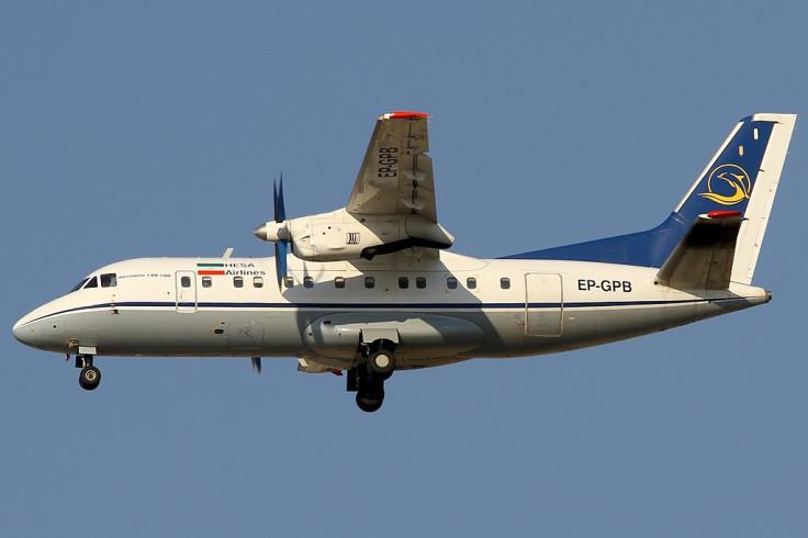 Sepahan Airlines Flight 5915