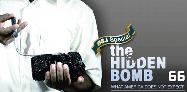 An article in recent online terror magazine Inspire instructs how to make explosives.