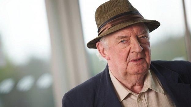 David Ryall who had died at the age of 79, played the grandfather in the hit BBC comedy Outnumbered