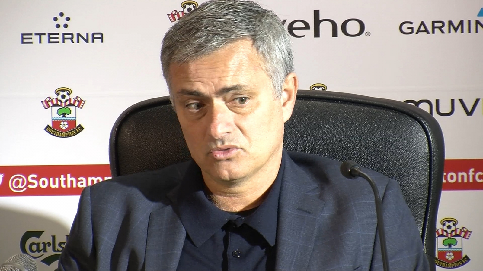 Jose Mourinho claims there is a campaign against Chelsea