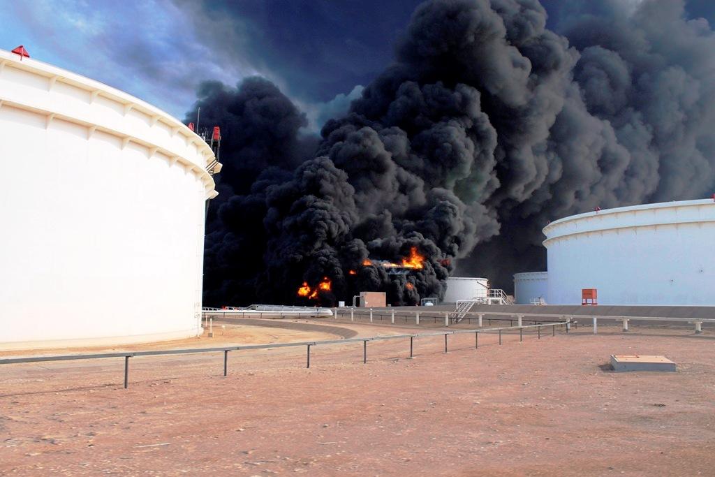 Libya Es Sider Port