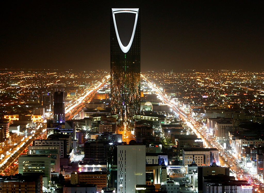 Kingdom Tower, Saudi Arabia