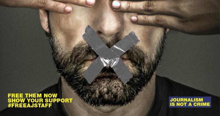 Al Jazeera journalism is not a crime