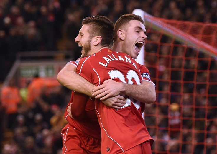 Barclays Premier League As It Happened: Liverpool 4-1