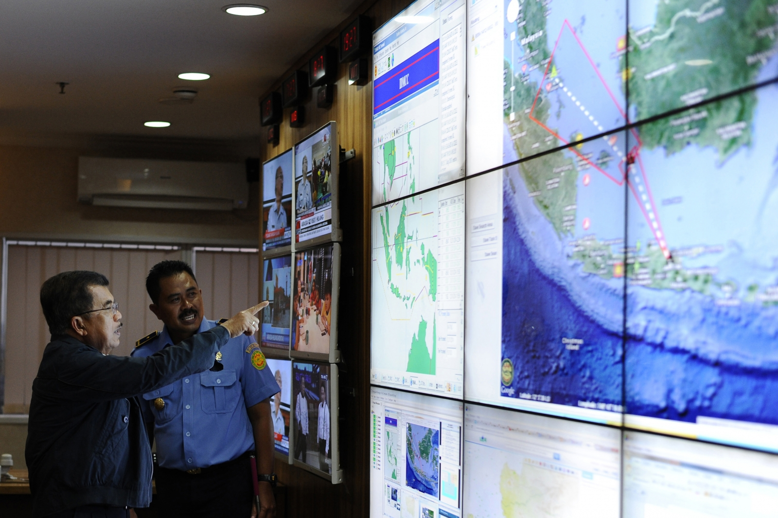 The search for AirAsia Flight QZ8501 continues, with many theories as to what has caused its disappearance