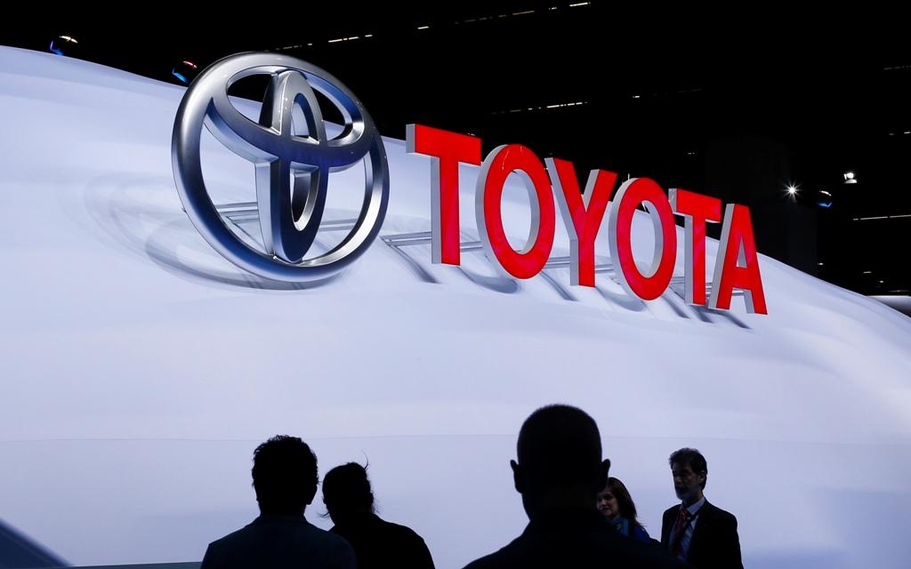 Toyota Motor Logo