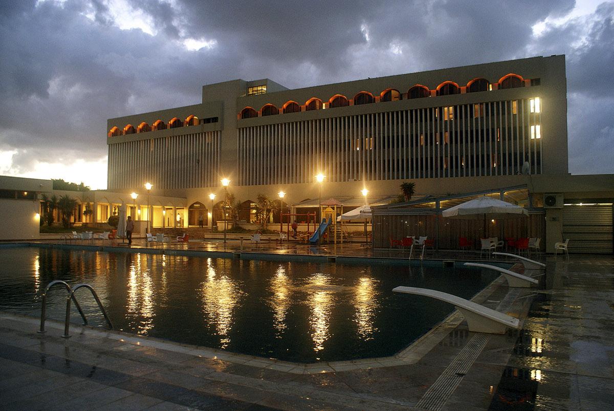 Libya parliament Dar al Salam hotel Tobruk