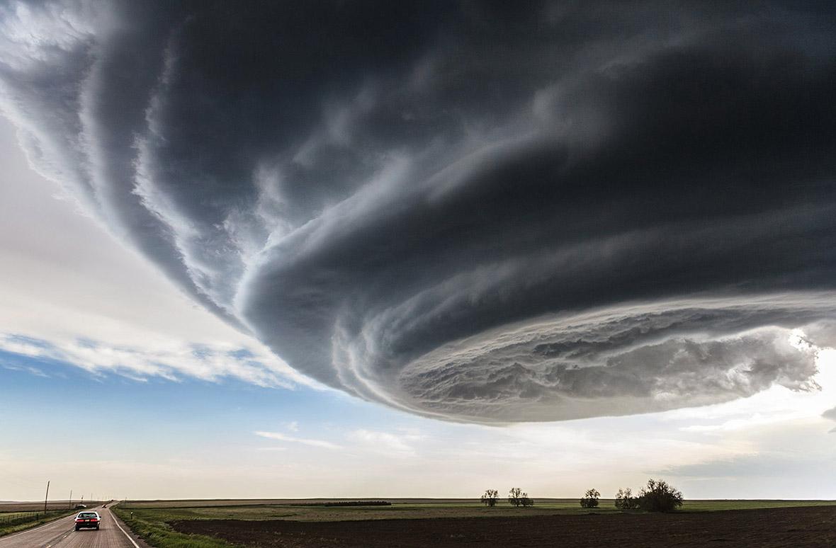 Rain Storm Photography