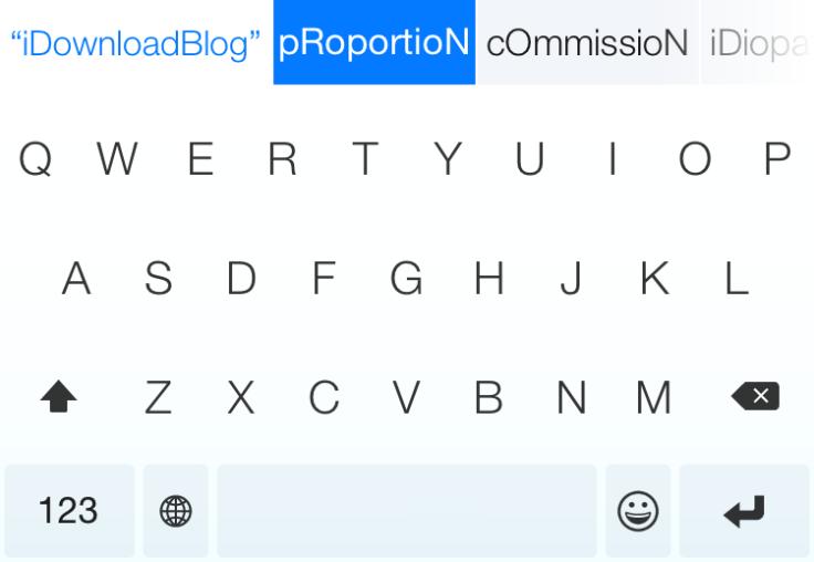 Best iOS 8 virtual keyboards of 2014