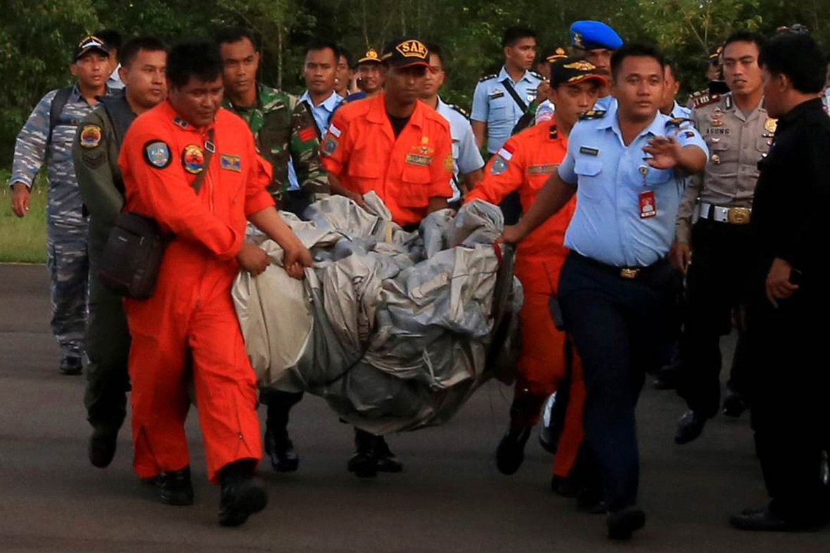 AirAsia Flight QZ8501 debris