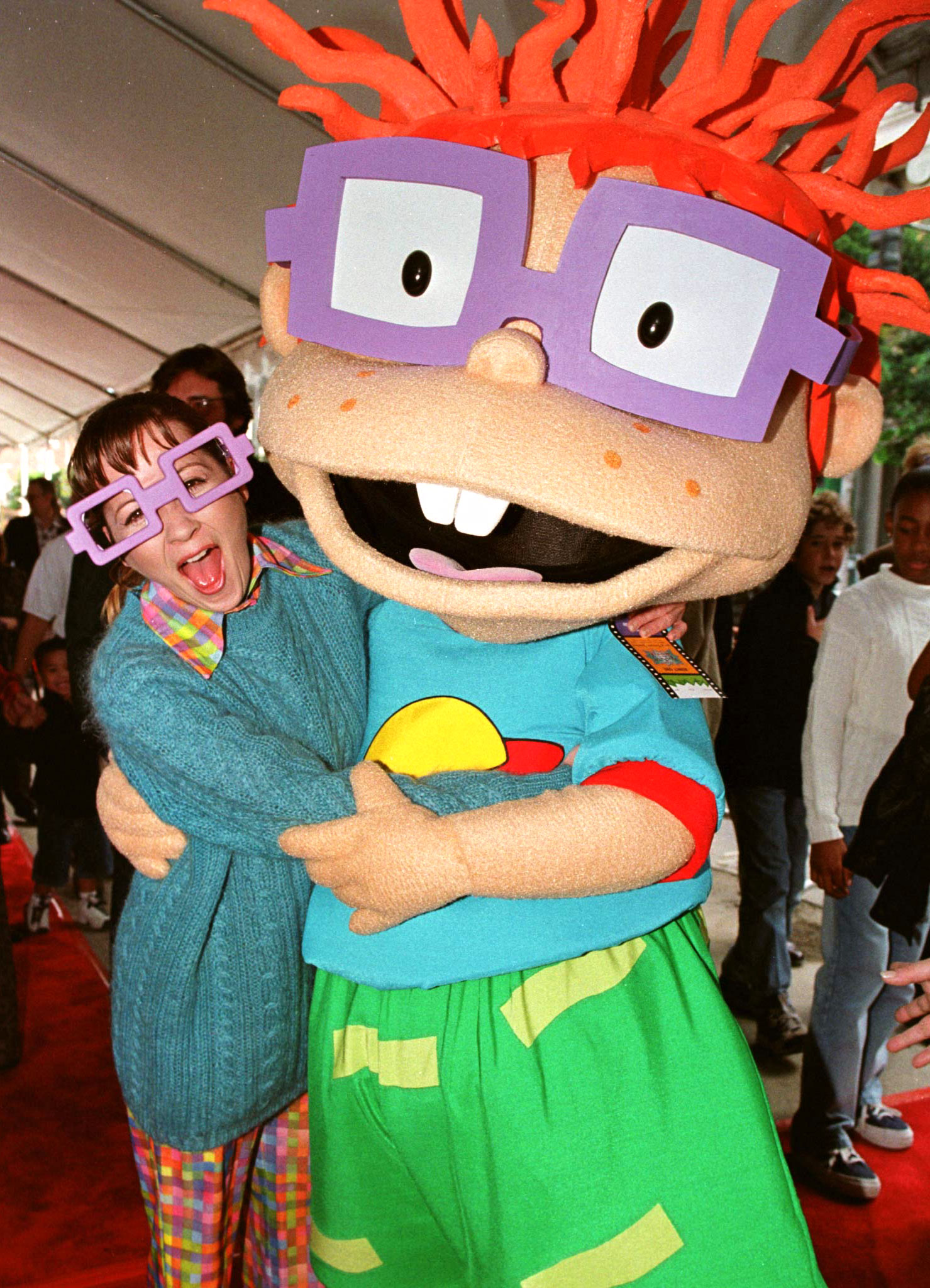 Christine Cavanaugh rugrats chuckie babe dead : rugrats chuckie costume  - Germanpascual.Com