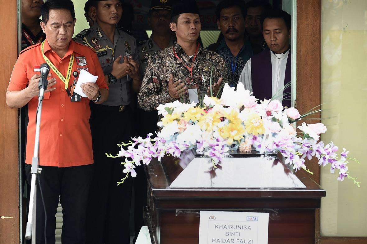 AirAsia Flight QZ8501 bodies
