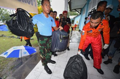 AirAsia Flight QZ8501 debris