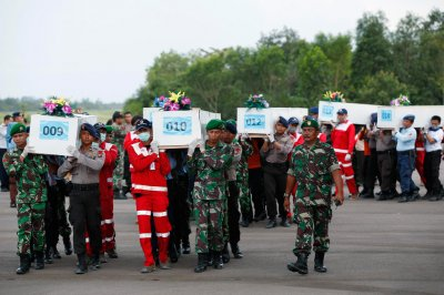 AirAsia Flight QZ8501 bodies