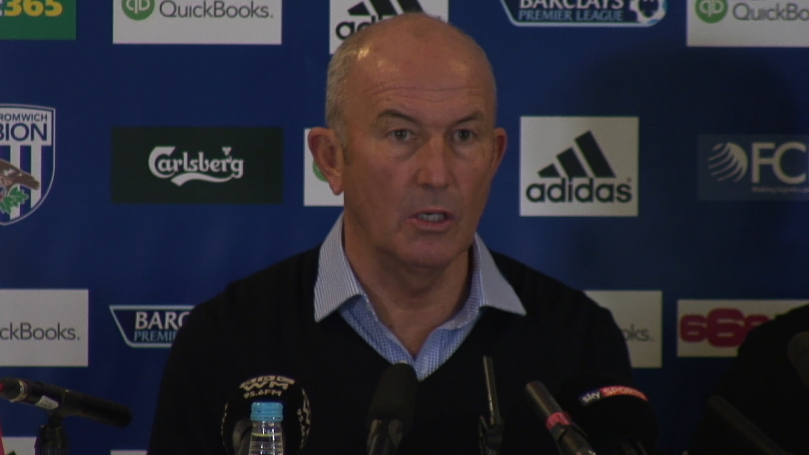 Tony Pulis: West Brom were the right club at the right time