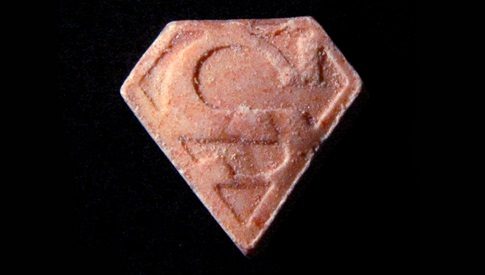 Superman ecstasy