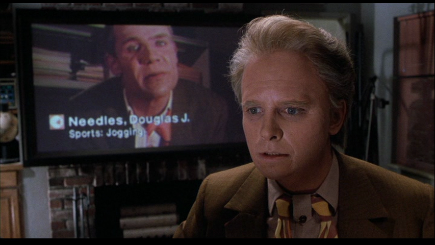 Needles calls Marty