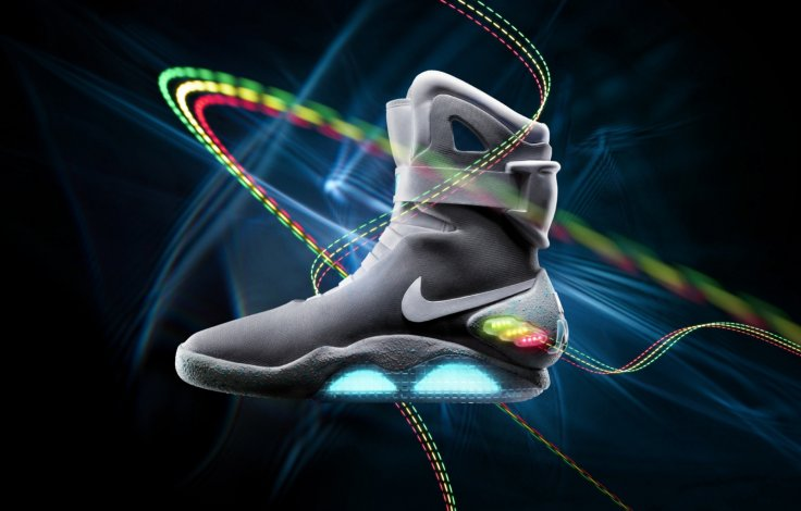 Nike is to launch futuristic Nike Mag shoes in 2015