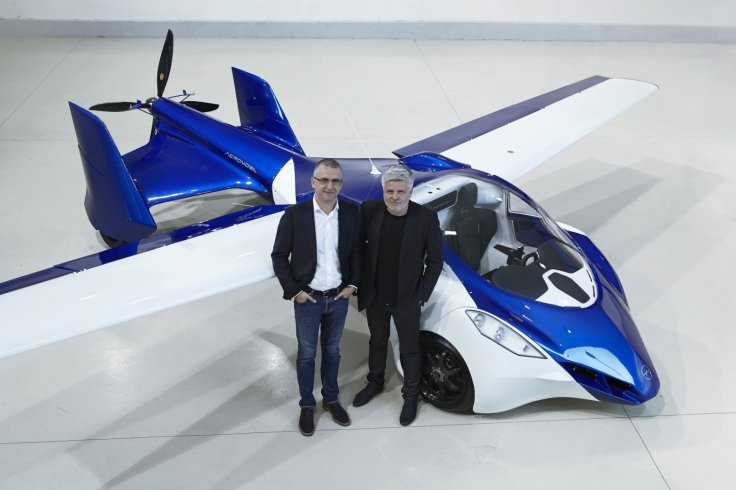 The Aeromobil airplane car - would you buy this?
