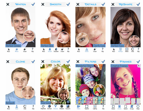 Download of the day: Create A Perfect Selfie premium photo tool, for Windows Phone 8 and 8.1