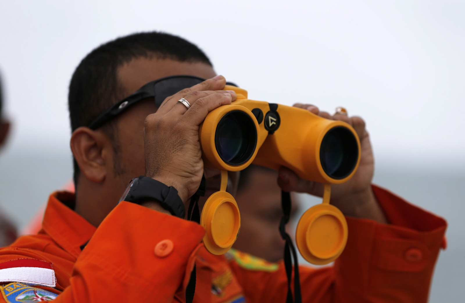 search operation for passengers of AirAsia flight QZ8501 in the Java Sea January 3, 2015.