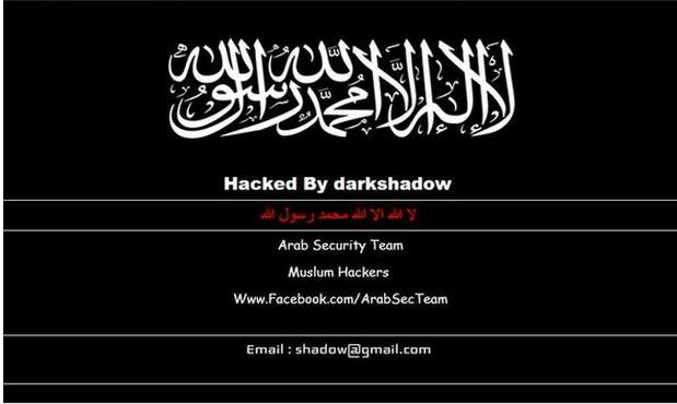 Hacked by darkshadow