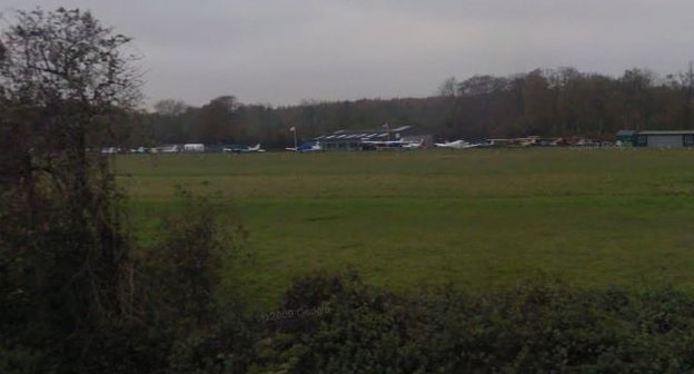 Hampshire plane crash