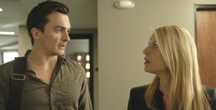 Homeland season 5 Carrie and Quinn