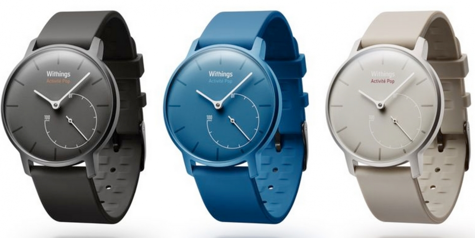 Withings Activité Pop launched at CES 2015