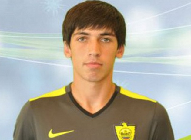 Anzhi Makhachkala midfielder Gasan Magomedov died of his wounds after his car was sprayed with machine gun fire