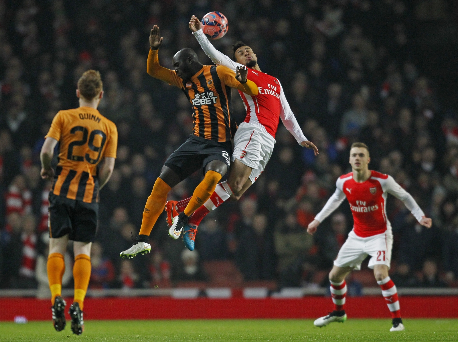 Arsenal v Hull