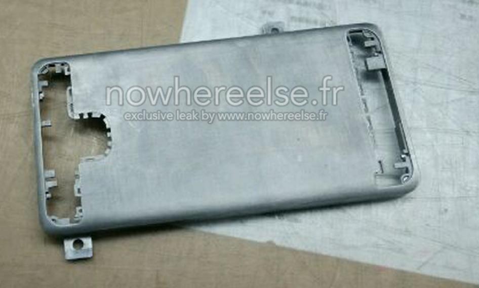 Samsung Galaxy S6 Leaks Showing Metallic Frame