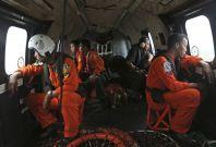 Air Asia flight crash recovery