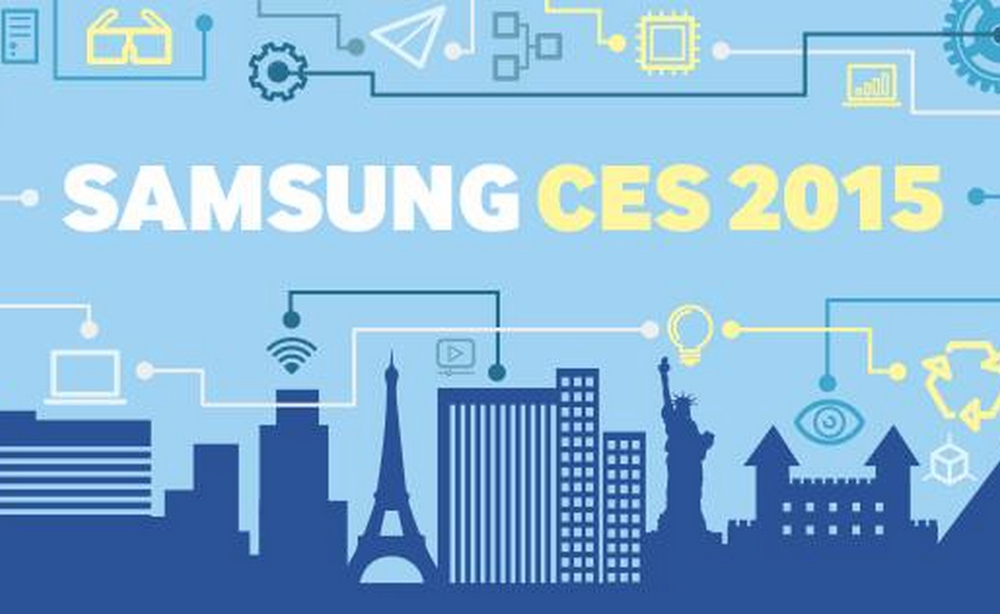 Samsung CES 2015 Press Conference live stream