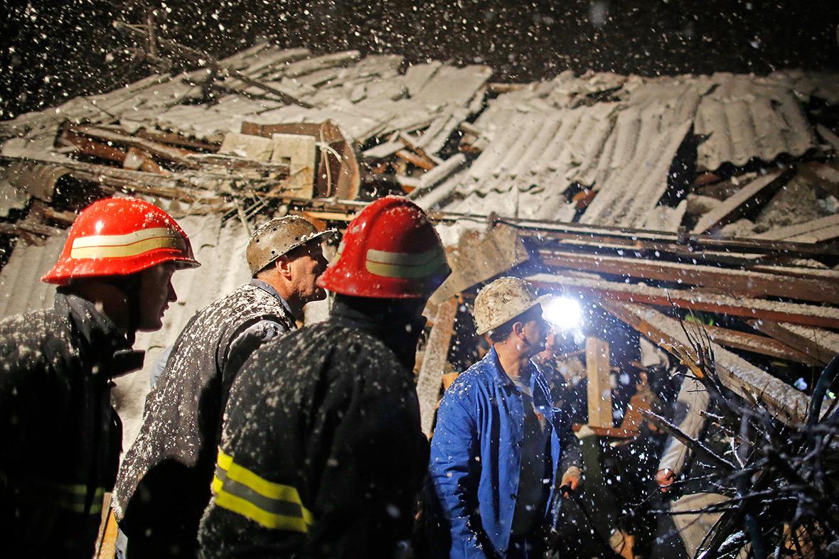 bosnia collapse