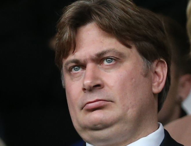 Sandy Easdale has staved off liquidation for Rangers with a cash loan
