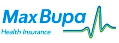 Max Bupa Logo