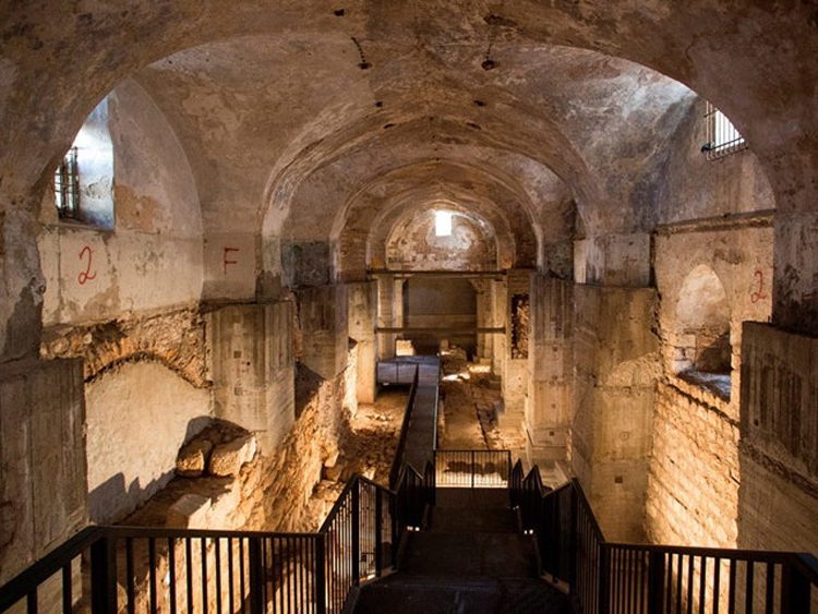 This new underground complex at the Tower of David Museum could have been the site of the trial of Jesus