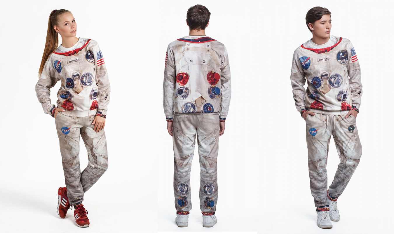 Now you can dress like Neil Armstrong with this Apollo 11 ...