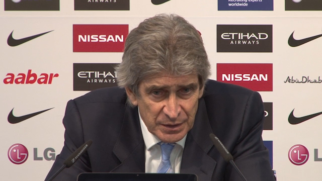 Pellegrini 'relieved' after Sheffield Wednesday FA Cup win