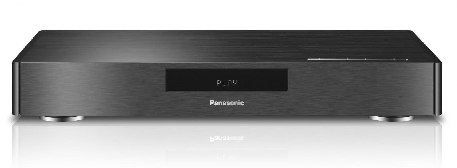 Panasonic 4K Blu-ray player unveiled
