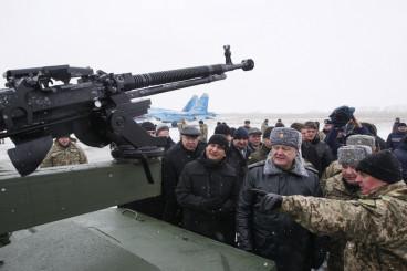 Ukraine gearing up for war alongside peace talks