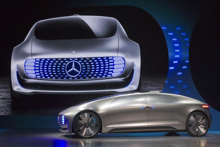 Mercedes F015
