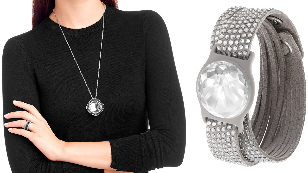 swarovski smart jewellery misfit tracker