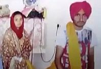 Sandeep Rani (left) and Khushboo were slain by relatives for getting married