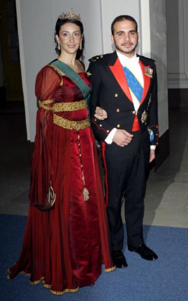 Prince Ali Bin Al-Hussein,