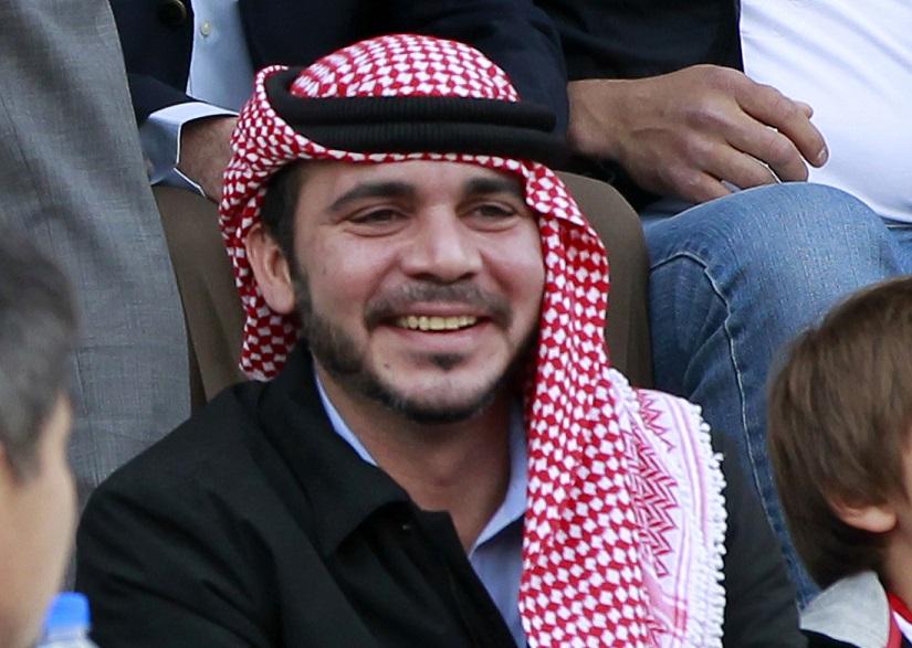 Prince Ali Bin Al-Hussein Of Jordan
